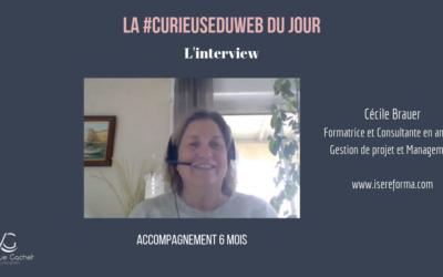 Cécile Brauer, Formatrice, consultante – anglais – management – gestion de projet